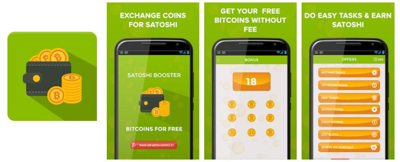 free satoshi app