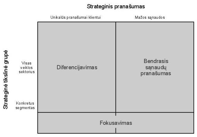 produkto strategijos galimybės palaiko konkurencinį pranašumą pajamos iš akcijų pasirinkimo sandorių pinigų srautų ataskaitos