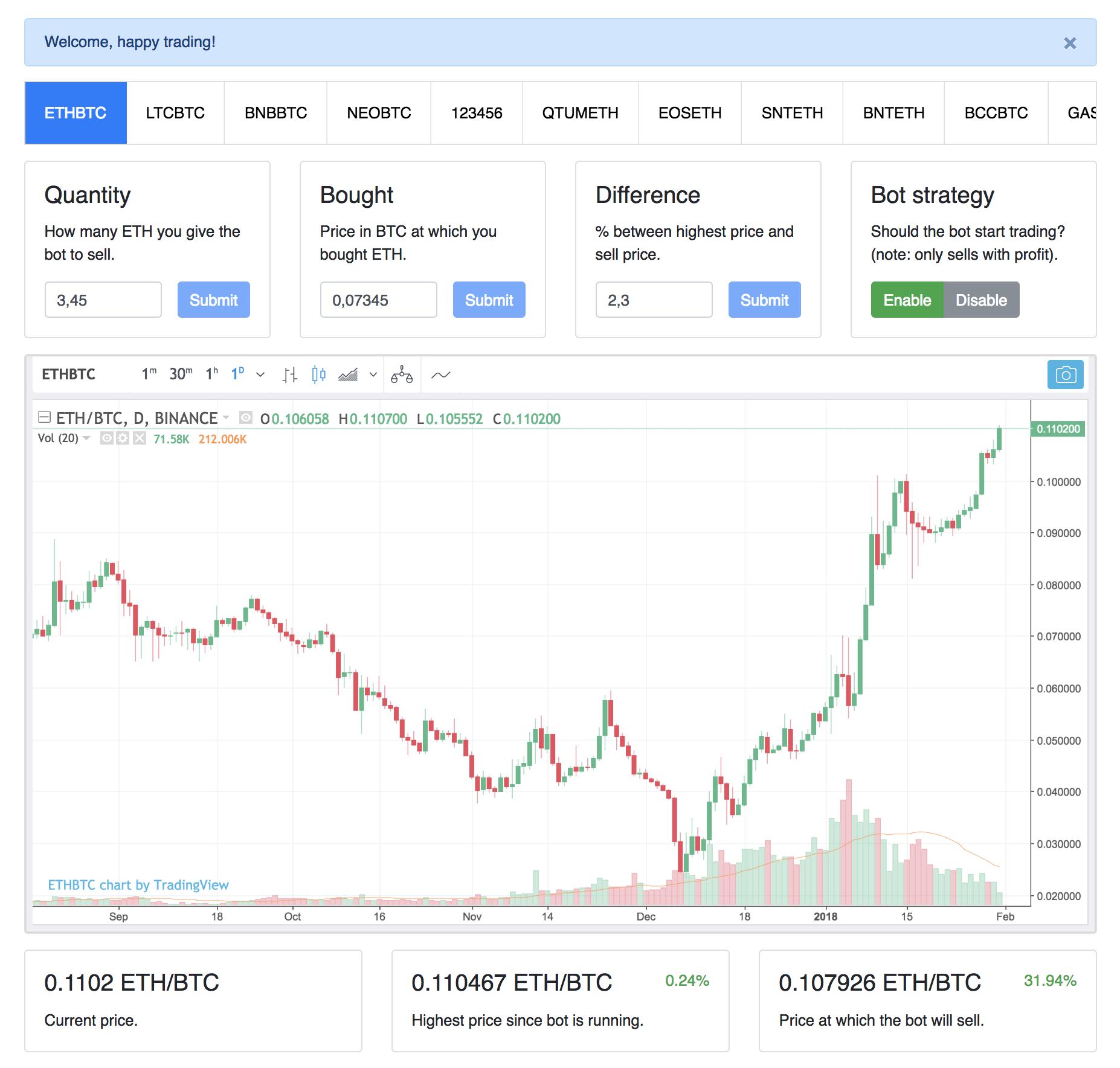 trading bot binance