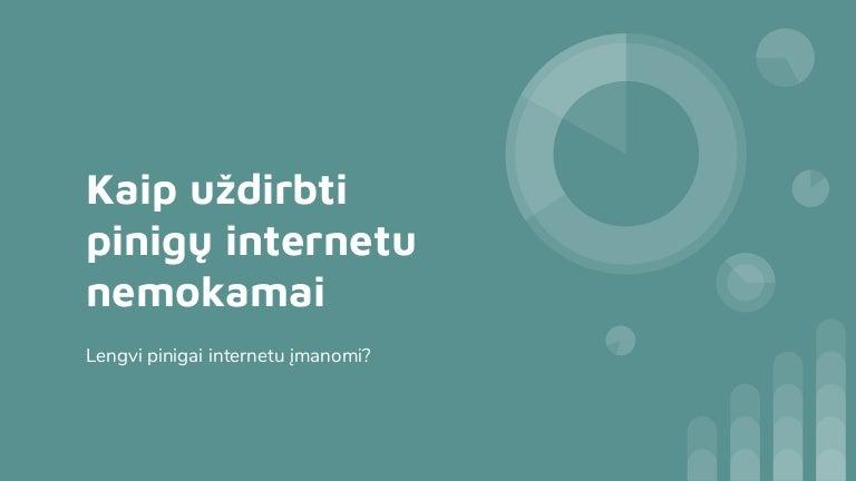 dirbti namuose internete egzotinių opcionų prekyba amazon