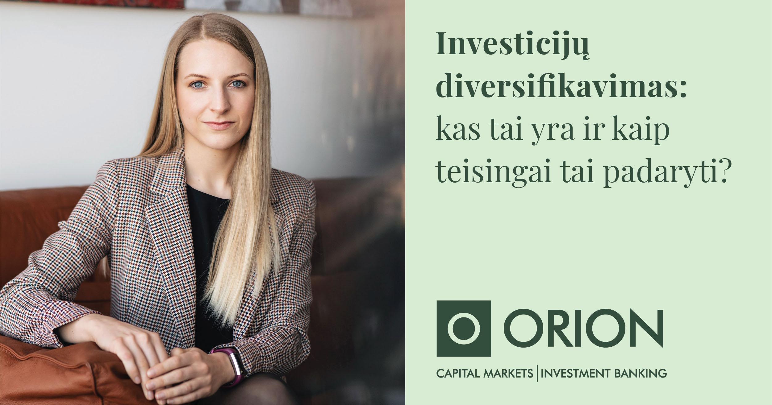 įmonė naudojanti diversifikacijos strategiją dvejetainių opcionų investavimo planas