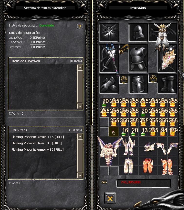 tradex sistema